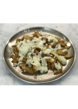 CHEESE DUCK FRIES