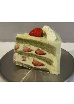 Matcha Cake Fraise