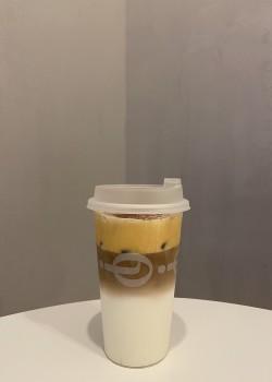 Egg latte