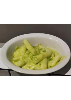 GREEN CHEESE TTEOKBOKKI